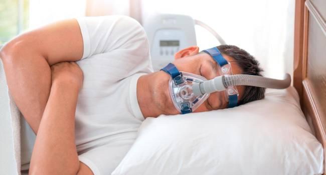 Máquina Cpap , tratamiento para la apnea del sueño