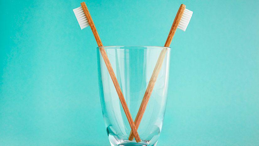 tipo de cepillo dental manuel