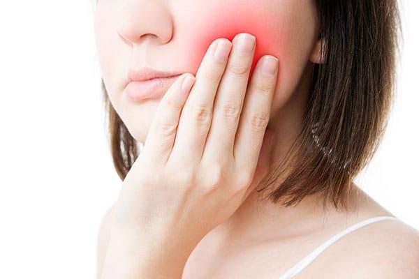 Dolor por absceso dental